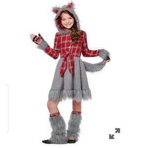 Girls costume